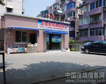 上海赛鸽用品商店