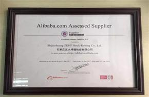喜讯:2017年5月正大鸿福集团顺利通过法国BV认证的中国供应商。